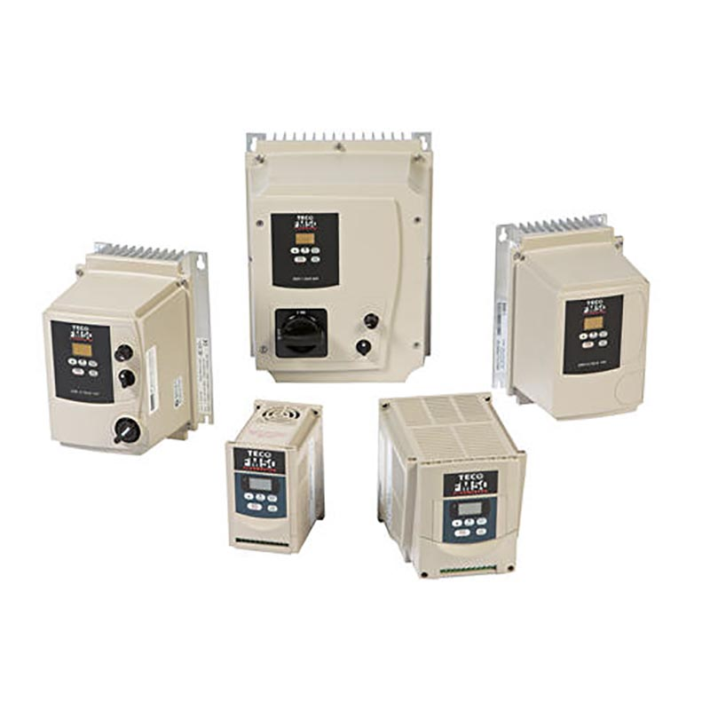 TECO - Low Voltage Drives and Soft Starters